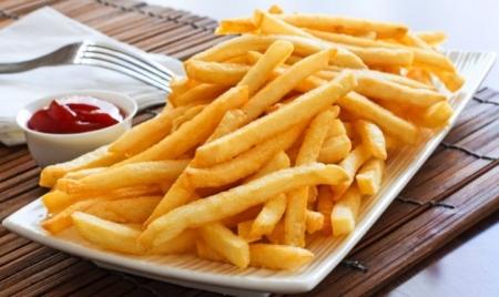 Bonfrit (Kızarmış Patates)
