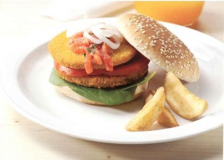 Şinitzel Burger